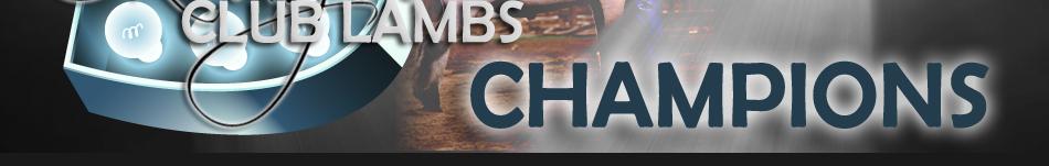 Skidgel Club Lambs Champions